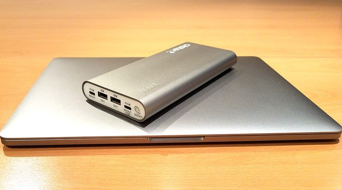 AlsterPlus launches 100W USB PD portable power supply: four